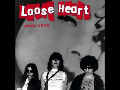 LOOSE HEART - Alone (KILLER FRENCH '76 PUNK!)