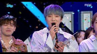 [HOT] 4월 2주차 1위 '위너 - 에브리데이(WINNER - EVERYDAY)' Show Music core 20180414