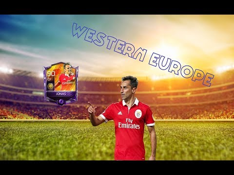FIFA 18 MOBILE WEEEEEEE GOT JONAS & 4 ELITE - WESTERN EUROPE - DYSZKA 10