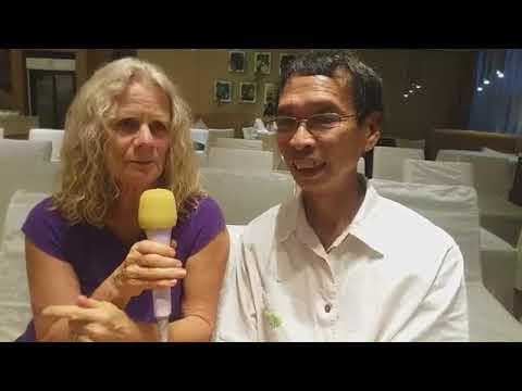 A good chat in the future raw restaurant in China