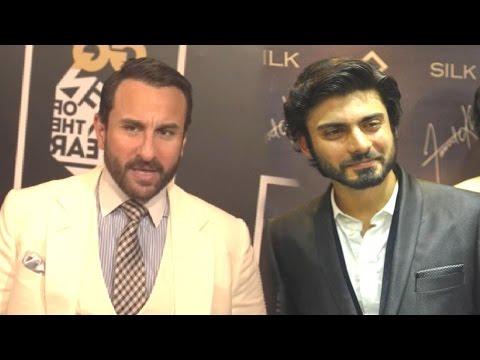 Saif Ali Khan Speaks Up On Pakistani Actors Controversy