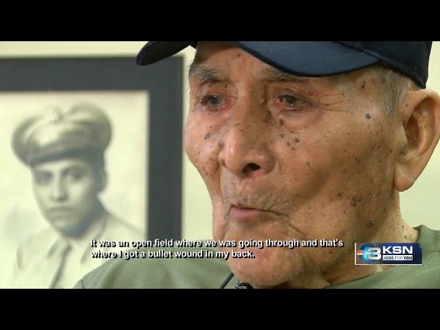Veteran Salute: Paul Ybarra
