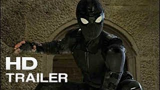 Spider-Man: Far From Home - Teaser Trailer (2019) Tom Holland Superhero Action Movie Concept HD.