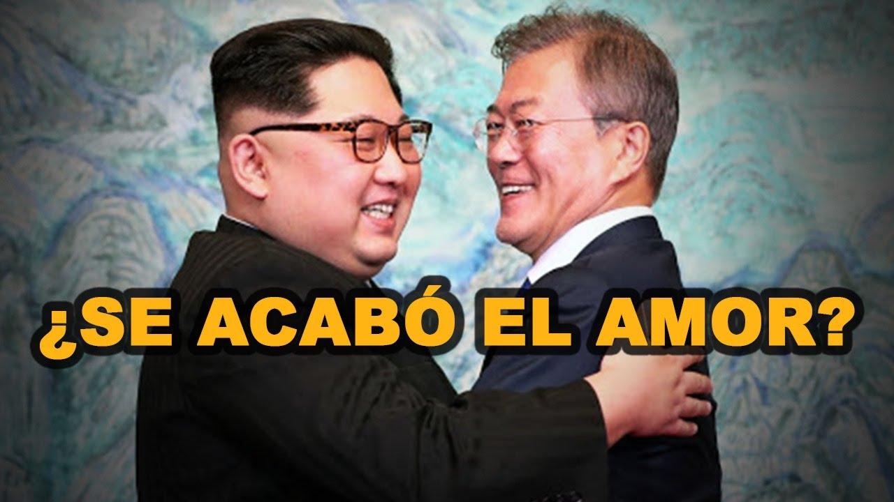Kim Jong-un se cansa de Corea del Sur. La historia de amor y desamor viene desde hace décadas
