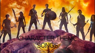 Percy Jackson   Character Theme Songs [Reuploaded]