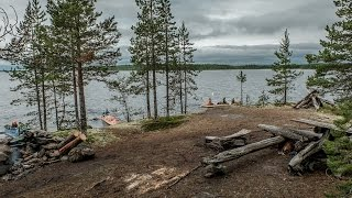По озерам Северной Карелии(Наш очередной