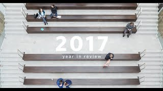 2017: An Extraordinary Year in Review