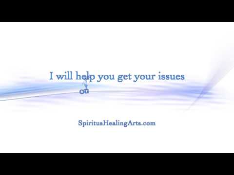 Spiritus Healing Arts - Energy Healing Massage Therapy Head Neck & Shoulders