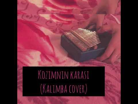 Көзімнің қарасы/ Kozimnin Karasi Абая Кунанбаев (Kalimba cover)