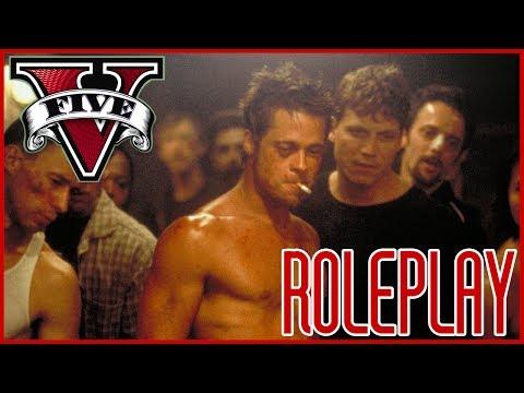 GTA V RP #32 - LE FIGHT CLUB