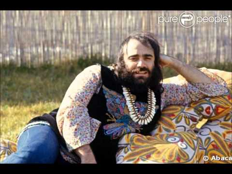 lost in a dream Demis Roussos