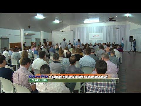 Noelia Zapata de Jacob - Gerente La Agrícola Regional C.L. - Asamblea Anual Ordinaria 2019