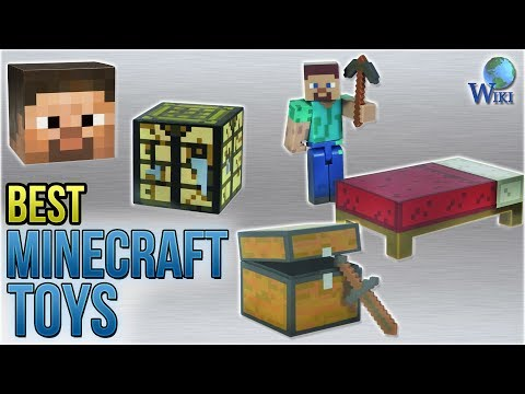 10 Best Minecraft Toys 2018