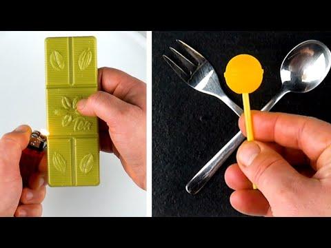 8 способов украсить тарелку с десертом, которые приведут гостей в восторг