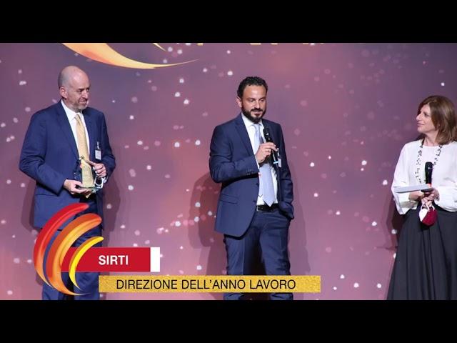 Sirti - TopLegal Corporate Counsel & Finance Award 2021