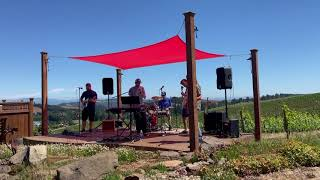 """""""Sweet Emotion"""" Cover - Friends From Home Live @ Trinity Vineyards"""