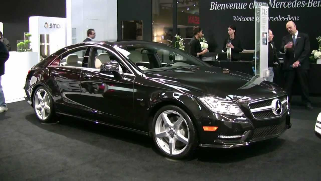 2012 mercedes benz cls550 exterior and interior at 2012. Black Bedroom Furniture Sets. Home Design Ideas