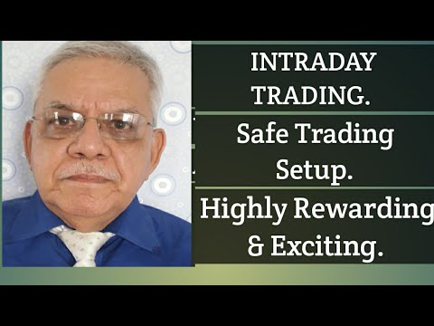 VIDEO. 125.Intraday Trading Excitement. High Profit.  BOLLINGER's BAND. Aim 2% Daily Profit.