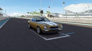 Forza Motorsport 5 - Chevrolet Camaro Z28 1970 - Test Drive