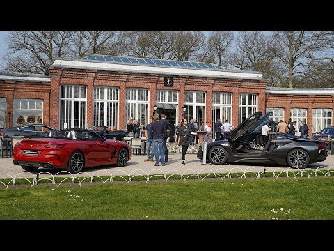 Exclusieve ontmoeting van BMW Zwartepoorte op Landgoed Mattemburgh