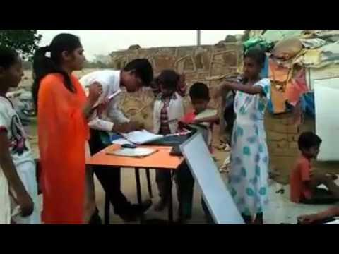An initiative by G3S Foundation - Slum School