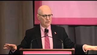 BCRF Scientific Director, Larry Norton, MD, Memorial Sloan-Kettering Cancer Center