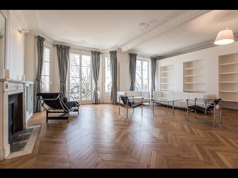(Ref: 0726) 3-Bedroom furnished apartment on Avenue de Suffren, Paris 7th