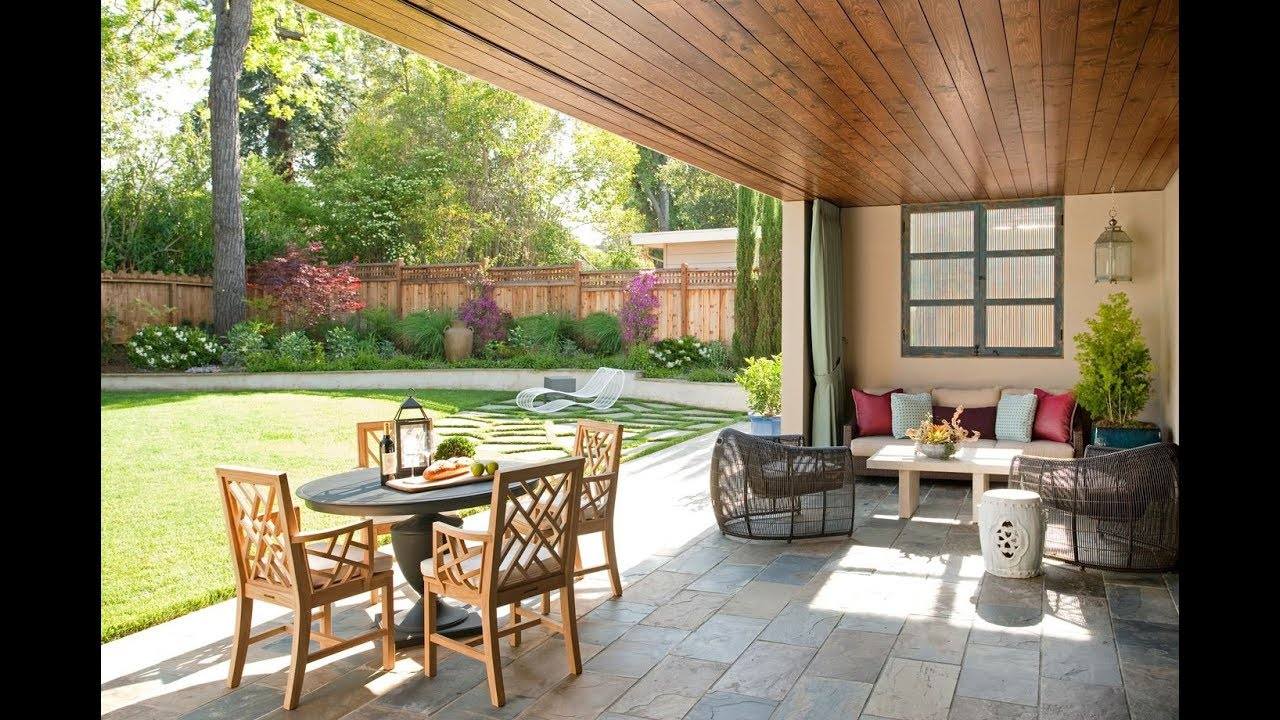 Remodeling Your Patio With Patio Slabs Or Concrete | Remodel Home Patio To  Family Roon Design Ideas