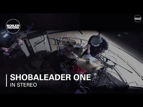 Shobaleader One - Boiler Room In Stereo