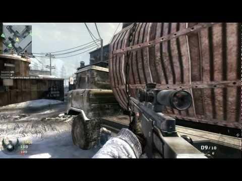 Diesdas | Black Ops TDM WMD L96A1 | Nico&Benni (Gameplay/Commentary)