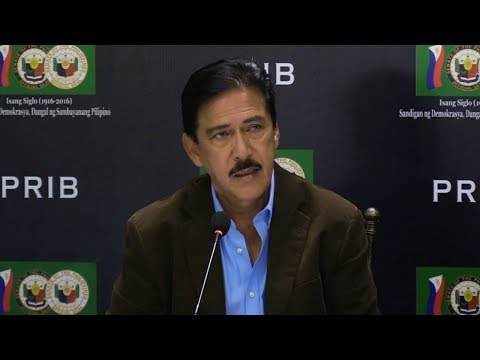 Sotto bares initial list of Senate bets NPC will endorse in 2019