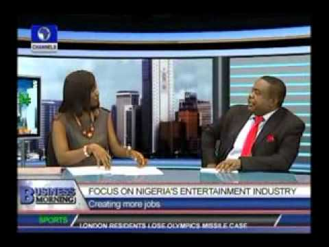 Business Morning:A focus on Nigeria's entertainment industry