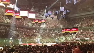 Metallica, Live, Mannheim SAP Arena, 16.02.2018, Part 7, Spit Out The Bone