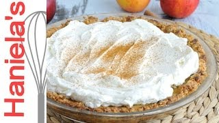 Apple Cider Cream Pie Recipe, Thanksgiving Dinner