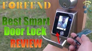Review Forfend Security The Best Smart Door Lock and Safe