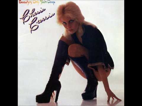 Cherie Currie  Beauty's only skin deep 1978