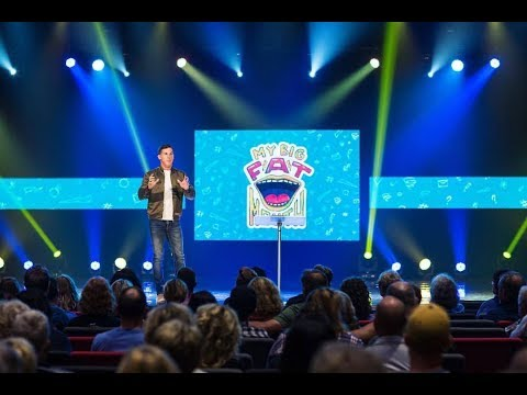 """My Big Fat Mouth: Part 3 - """"Lying"""" with Craig Groeschel"""