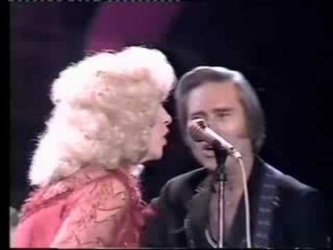 George Jones & Tammy Wynette ' Duets Medley 1