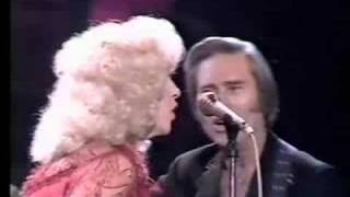 George Jones & Tammy Wynette ' Duets Medley 1