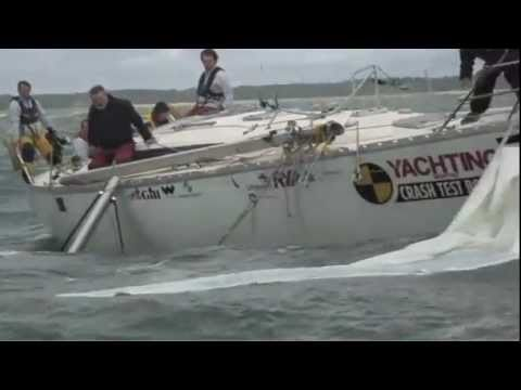 Yachting Monthly's Crash Test Boat Dismasting