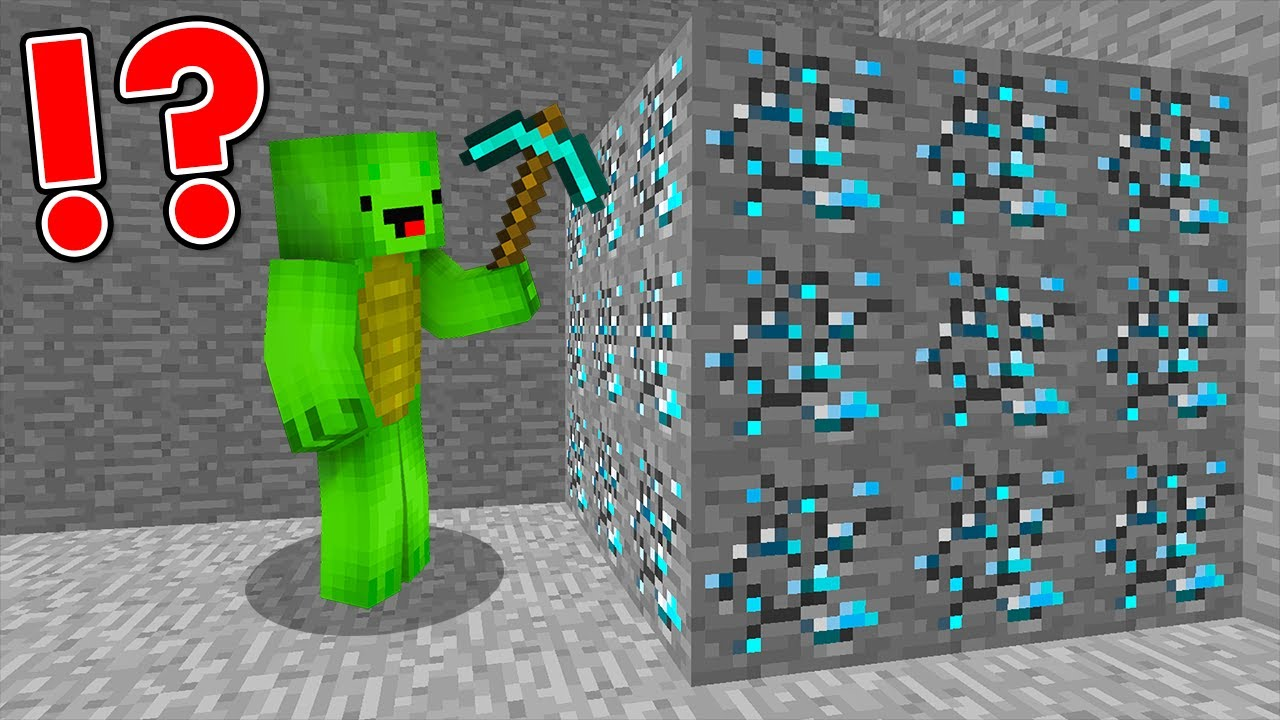 Minecraft, But You Can Mine The Entire Chunk