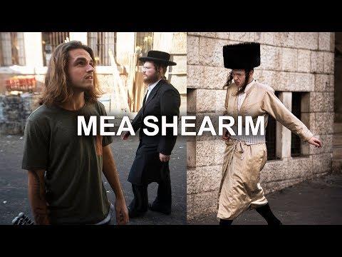 Así es un BARRIO RADICAL JUDÍO | ULTRAORTODOXOS en Jerusalén