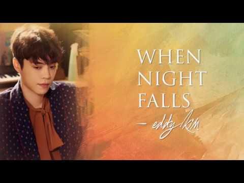 Eddy Kim - 'When Night Falls (긴 밤이 오면)' / While You Were Sleeping OST Part 1 [HAN ROM ENG Lyrics] - YouTube