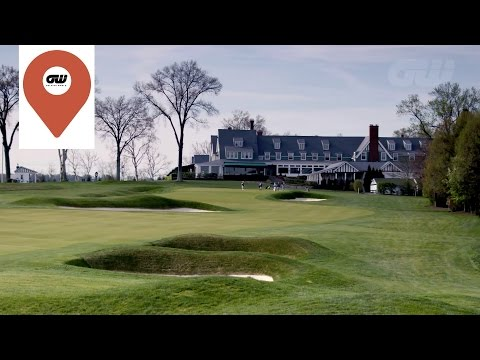 GW Destination: Oakmont Country Club - 2016 U.S. Open host course