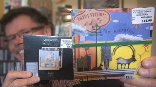 Baixar Paul McCartney Egypt Station and Led Zeppelin Unboxings