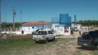Valdir do Suburbão fala da importância da Estação de Tratamento para a região da Chapada do Apodi