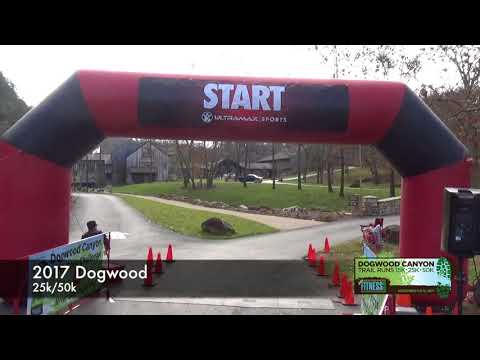2017 Bass Pro Dogwood 25k & 50K Finish