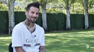 """Rubén García: """"Ojalá pueda seguir mucho tiempo en Osasuna"""""""