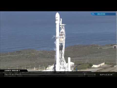 Amazing Launch and Recovery of Iridium-1