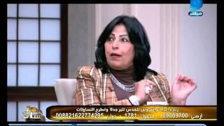 المحامية نادية توفيق: مفيش حاجة اسمها القضية الفلسطينية.. واللي يروح غزة خائن عشان بيقتلونا فى بلدنا